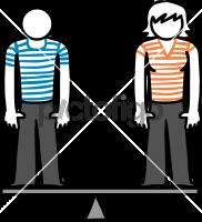 Gender equalityFreehand Image