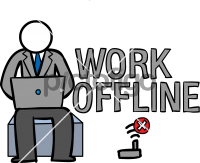 OfflineFreehand Image
