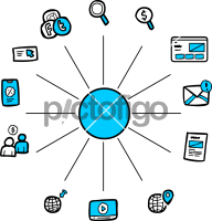 Multi-channel MarketingFreehand Image