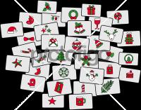 Christmas cardFreehand Image