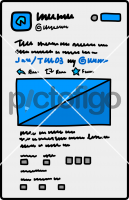 Twitter CardFreehand Image