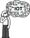 Internet of things freehand drawings