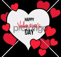 Valentine DayFreehand Image