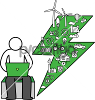 Renewable EnergyFreehand Image