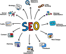 Seo freehand drawings