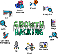 Growth HackingFreehand Image