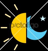 Day-NightFreehand Image