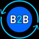 B2B freehand drawings