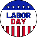 Labor Day freehand drawings