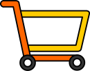 Cart freehand drawings