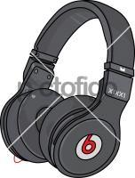 HeadphoneFreehand Image