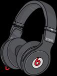 Headphone freehand drawings
