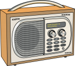 Radio freehand drawings