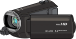 Camcorders freehand drawings