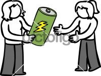BatteryFreehand Image