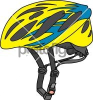 Cycle HelmetFreehand Image