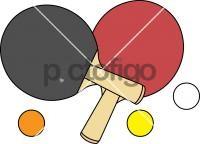 Table TennisFreehand Image