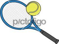 Tennis RacketsFreehand Image