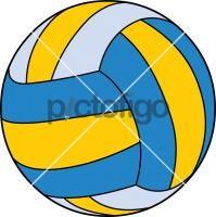 VolleyballFreehand Image