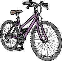 BicycleFreehand Image