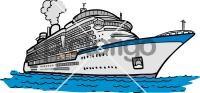 Cruise ShipFreehand Image