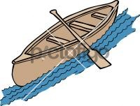 CanoeFreehand Image