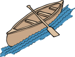 Canoe freehand drawings