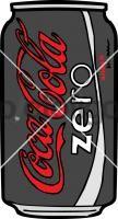 Coke ZeroFreehand Image