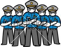 PoliceFreehand Image