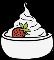 YogurtFreehand Image
