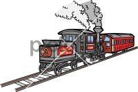 Cog RailroadFreehand Image