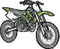 Dirt BikeFreehand Image