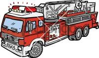 Fire EngineFreehand Image