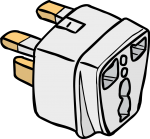 Adapter freehand drawings
