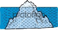 IcebergFreehand Image
