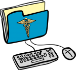 Medical Record freehand drawings