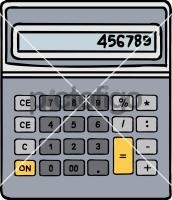 CalculatorsFreehand Image