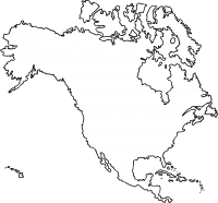 World MapFreehand Image