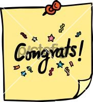 CongratulationFreehand Image