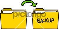 Back upFreehand Image