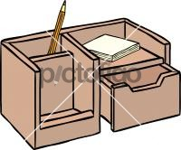 Desk OrganizerFreehand Image
