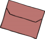 Document Envelopes freehand drawings
