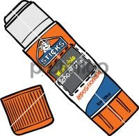 Glue SticksFreehand Image