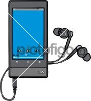MP3Media PlayersFreehand Image