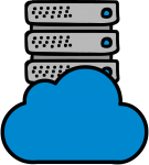 Cloud Server freehand drawings
