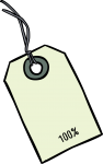 Paper Labels Tags freehand drawings