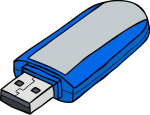Pen Drives freehand drawings