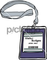 Visitor BadgesFreehand Image