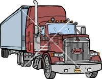 Eighteen WheelerFreehand Image