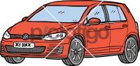 HatchbackFreehand Image